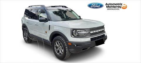 Ford Bronco BADLANDS usado (2021) color Gris precio $745,900