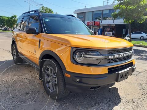 Ford Bronco Badlands 4 Puertas  usado (2021) color Naranja precio $775,000