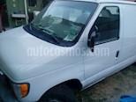 Foto venta Auto usado Ford E-150 V8 (2002) color Blanco precio $58,000