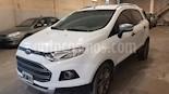 Foto venta Auto Usado Ford EcoSport 1.6L 4x2 Freestyle  (2015) color Blanco precio $355.000