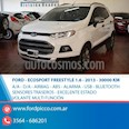 Foto venta Auto usado Ford EcoSport 1.6L Freestyle (2013) color Blanco