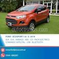 Foto venta Auto usado Ford EcoSport 1.6L S (2014) color Rojo precio $405.000