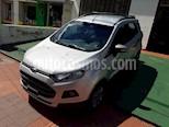 Foto venta Auto Usado Ford EcoSport 1.6L SE (2013) color Gris Claro precio $360.000