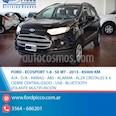Foto venta Auto usado Ford EcoSport 1.6L SE (2013) color Negro