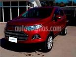 Foto venta Auto usado Ford EcoSport 1.6L Titanium color Rojo precio $340.000