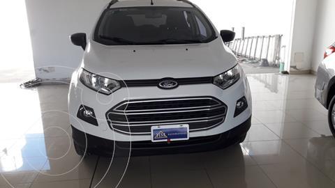 Ford EcoSport 1.6L SE usado (2013) color Blanco Oxford financiado en cuotas(anticipo $774.000)