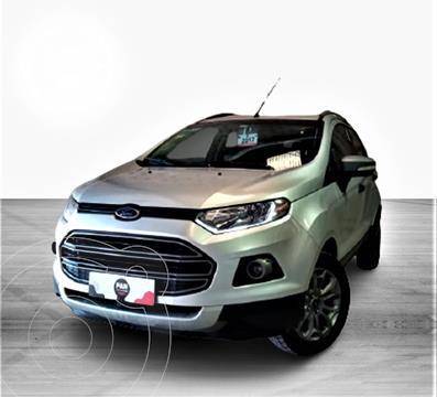 Ford EcoSport 1.6 XLT Free Style usado (2017) color Gris precio $1.700.000