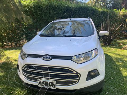 Ford EcoSport 1.6L SE usado (2015) color Blanco precio $1.150.000