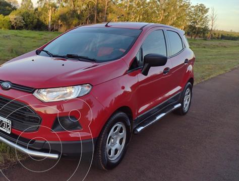 Ford EcoSport 1.6L S usado (2018) color Rojo precio $1.150.000