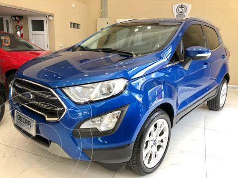 Ford EcoSport Titanium 2.0L Aut usado (2018) color Azul Electrico precio $2.580.000