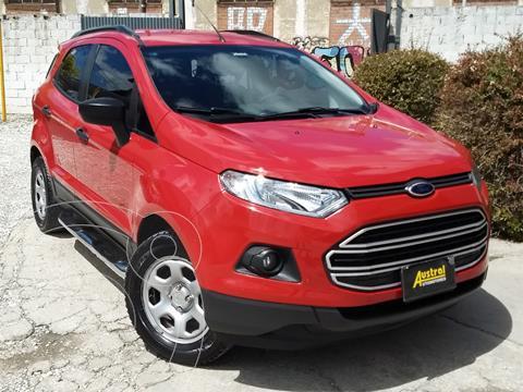 Ford EcoSport 1.6L SE usado (2014) color Rojo precio $850.000