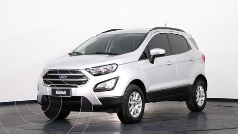 Ford EcoSport SE 1.5L usado (2020) color Plata precio $2.480.000