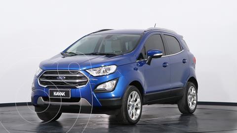 Ford EcoSport Titanium 1.5L usado (2017) color Azul precio $2.360.000