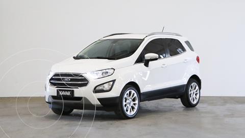 Ford EcoSport Titanium 1.5L usado (2018) color Blanco Oxford precio $2.270.000