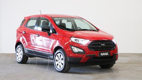Ford EcoSport 1.5 S TDi usado (2018) color Rojo Bari precio $1.910.000