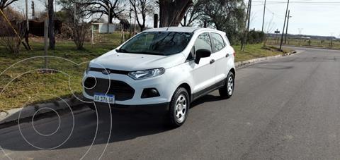 Ford EcoSport 1.6L S usado (2016) color Blanco precio $1.400.000