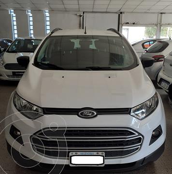 Ford EcoSport 1.6L SE usado (2013) color Blanco precio $1.390.000