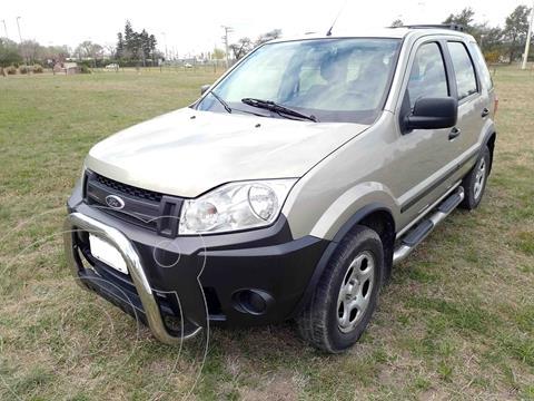 Ford EcoSport 1.6L 4x2 XLS  usado (2008) color Gris precio $1.300.000
