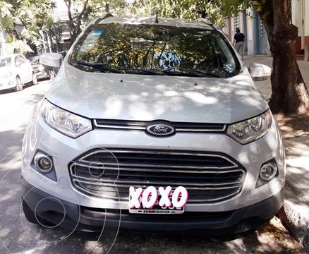 Ford EcoSport 2.0L Titanium  usado (2013) color Gris Grafito precio $1.200.000