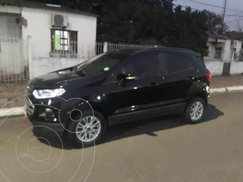 Ford EcoSport 1.6L SE usado (2015) color Negro precio $1.350.000