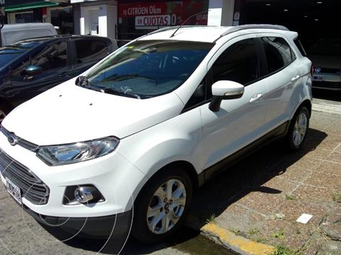 foto Ford EcoSport 1.6L Titanium usado (2013) color Blanco precio $1.130.000
