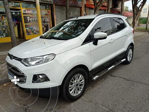 Ford EcoSport 1.6L SE usado (2016) color Blanco Oxford precio $1.450.000