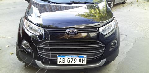 Ford EcoSport 1.6L Freestyle usado (2017) color Negro Ebony precio $1.520.000
