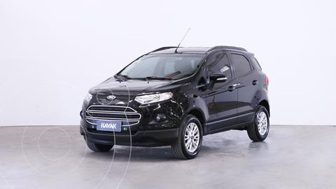 Ford EcoSport 1.6L SE usado (2017) color Negro Ebony precio $1.690.000
