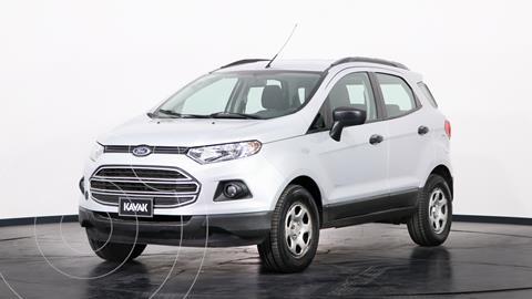 Ford EcoSport 1.6L SE usado (2013) color Plata precio $1.360.000