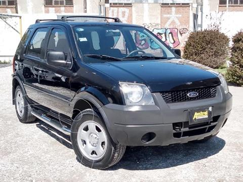 Ford EcoSport 1.6L 4x2 XL Plus  usado (2007) color Negro precio $560.000