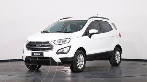 Ford EcoSport SE 1.5L usado (2017) color Blanco Oxford precio $1.950.000