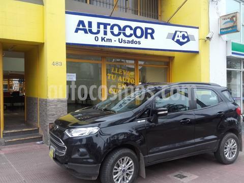 Ford EcoSport 1.6L SE usado (2016) color Negro precio $1.180.000
