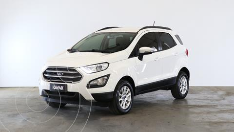 Ford EcoSport SE 1.5L usado (2018) color Blanco Oxford precio $2.110.000