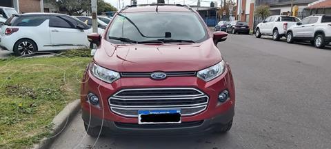Ford EcoSport 1.6L SE usado (2017) color Rojo precio $1.890.000