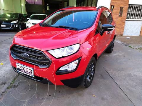 Ford EcoSport Freestyle 1.5L usado (2018) color Rojo Rubi precio $2.550.000