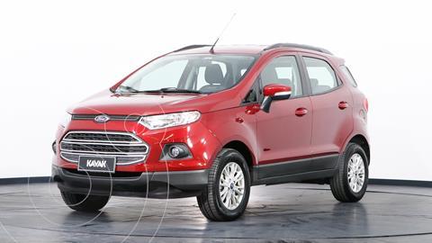 Ford EcoSport 1.6L SE usado (2017) color Rojo precio $1.870.000