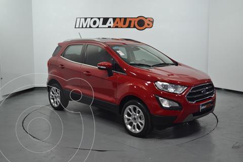 Ford EcoSport Titanium 1.5L usado (2018) color Rojo precio $2.700.000