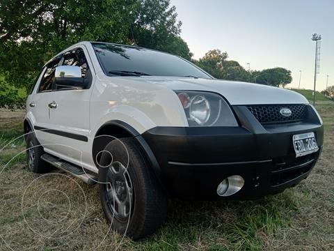 Ford EcoSport 1.6L 4x2 XLS  usado (2005) color Blanco precio $550.000