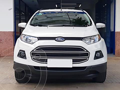 Ford EcoSport 1.6L SE usado (2017) color Blanco Oxford precio $1.579.000
