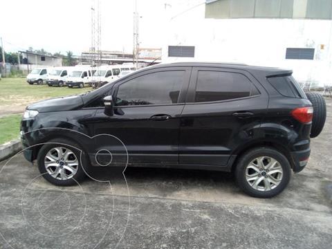 Ford EcoSport 1.6L Titanium usado (2016) color Negro precio $1.400.000