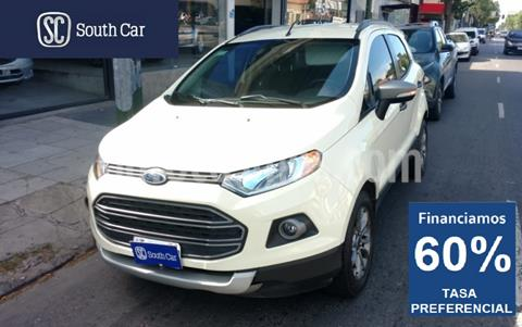 foto Ford EcoSport 1.6L Freestyle usado (2015) color Blanco precio $1.175.000