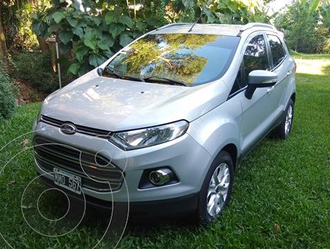 Ford EcoSport 1.6L Titanium usado (2013) color Plata Metalico precio $1.235.000