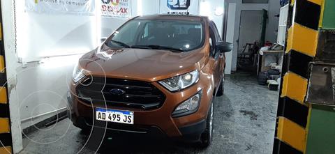 Ford EcoSport S 1.5L usado (2019) color Cobre precio $2.000.000