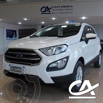 Ford EcoSport S 1.5L usado (2018) color Blanco precio $1.996.000