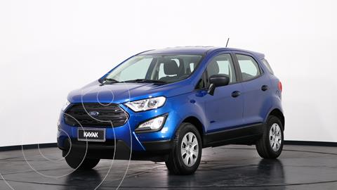 Ford EcoSport S 1.5L usado (2018) color Azul precio $2.050.000