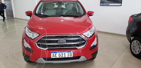Ford EcoSport Titanium 2.0L Aut usado (2020) color Rojo Rubi precio $2.950.000