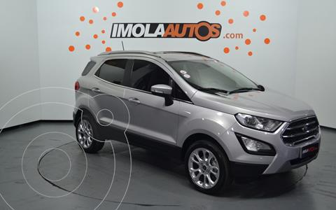 Ford EcoSport Titanium 2.0L Aut usado (2020) color Plata precio $3.200.000