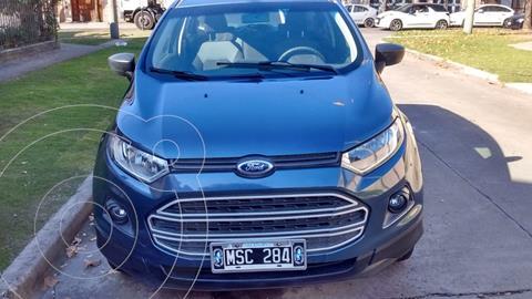 Ford EcoSport 2.0L SE  usado (2013) color Azul Oceano precio $1.350.000