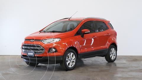 Ford EcoSport 2.0L Titanium  usado (2015) color Rojo Marte precio $1.560.000