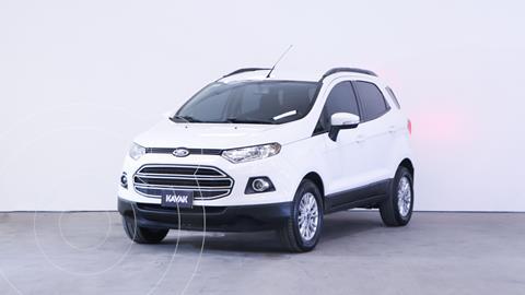 Ford EcoSport 1.6L SE usado (2015) color Blanco Oxford precio $1.410.000
